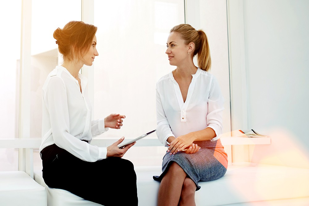 Employment coaching for job success